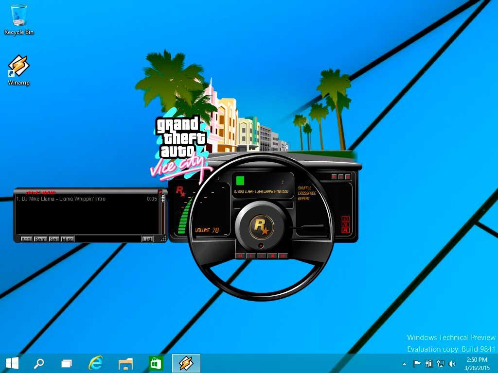 Gta 3 Vice City Winamp For Windows Mac Android