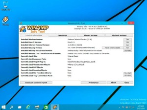 Winamp Info Tool