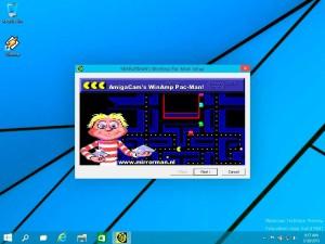 Winamp Pac Man