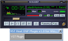 Winamp VST plugin 1 1 6 | Winamp for Windows, Mac, Android