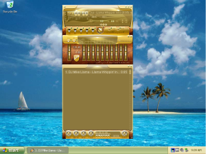 Winamp-Skin-Mozart