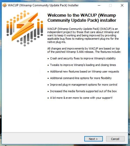 WACUP-1