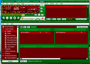 Winamp-Christmas-Themes