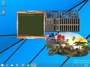 Battlefield Winamp Skin